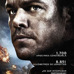 Poster The Great Wall 2016