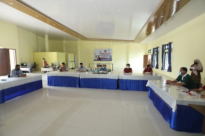 Bantuan APD Dari Tanoto Foundation dan Asian Agri Kepada Gugus Tugas Percepatan Penanganan Covid-19 Kabupaten  Asahan.