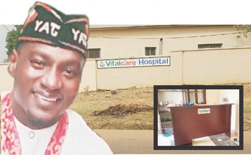 Nurses, Patients, Flee Hospital As Police Declare Doctor Wanted For Robbery