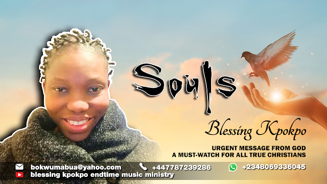 [Music + Video ] BLESSING KPOKPO – EYE HAS NOT SEEN