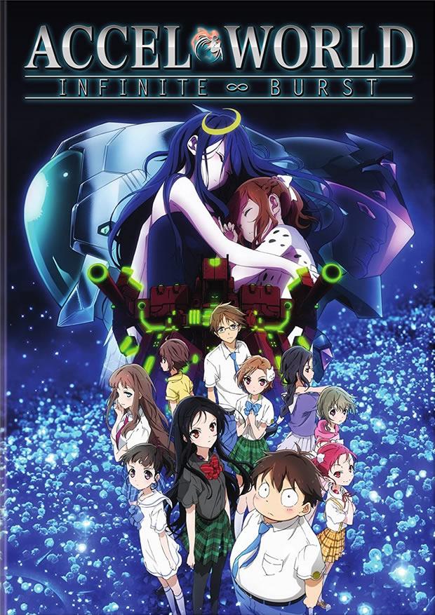 Accel World: Infinite∞Burst [Movie][FLAC][10Bits][BD][1080p][MKV]