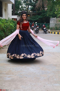 Actress Aathmika in lovely Maraoon Choli ¬  Exclusive Celebrities galleries 057.jpg