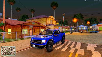 GTA San Andreas Remastered mod