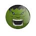 Hulk (Herois) - Botton (#HU001) - 3,8 cm