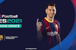 PES 2021 Leo Messi Start Screen - PES 2019 & PES 2017
