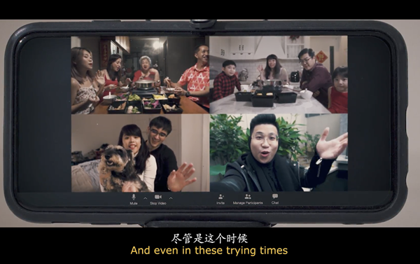 Coco Steamboat, Abundant Dabao Set, Takeaway & Delivery Steamboat, Reunited Apart web film, Food