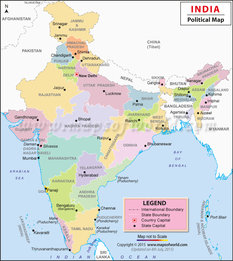 INDIA India Historical Distortions Galore