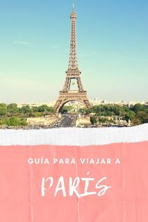 Guia viajar a Paris