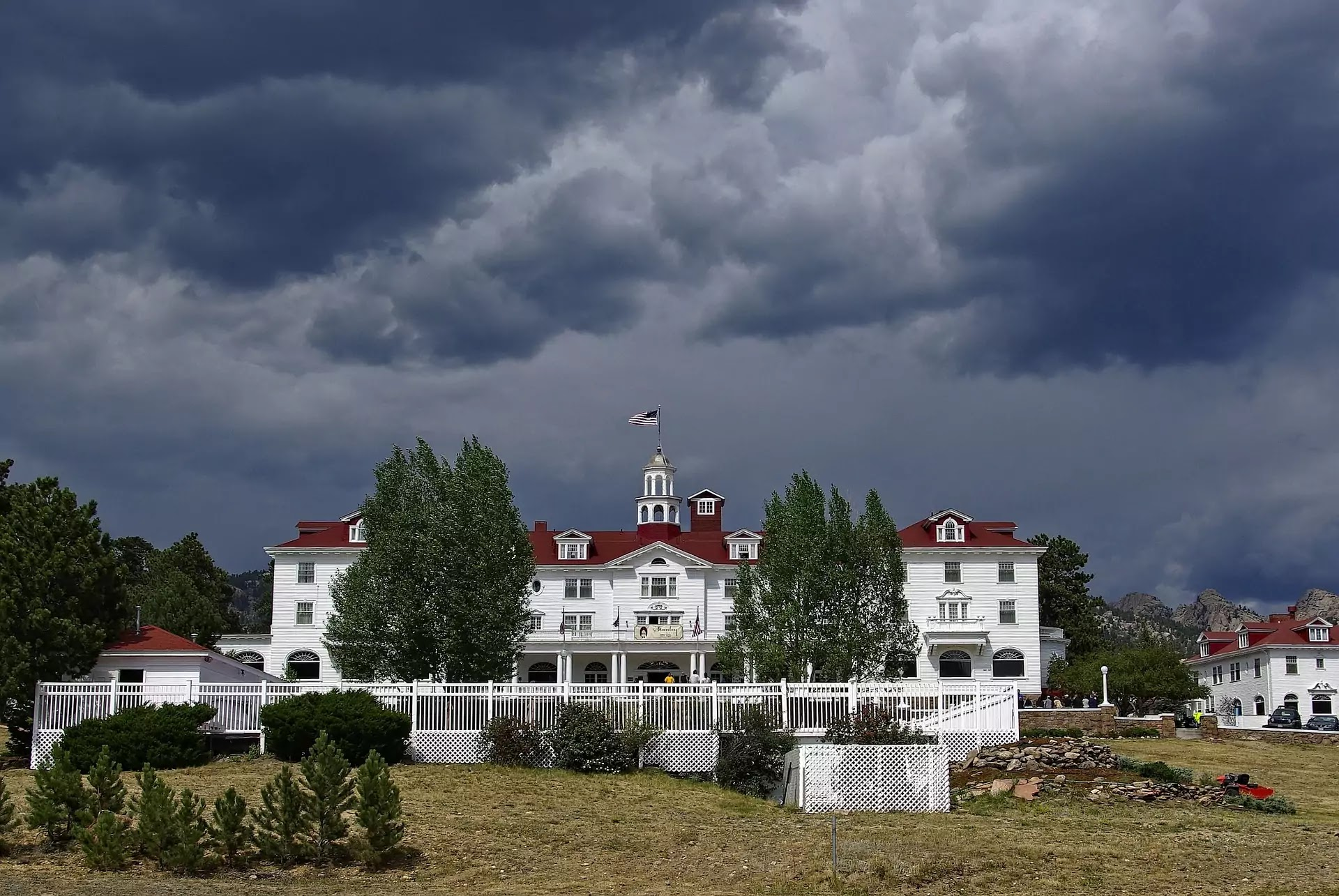 The Huanted Stanley Hotel, Colorado