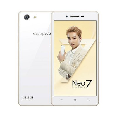 Harga Oppo Neo 7 Quad Core Lollipop