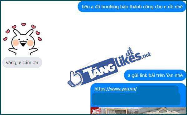 booking báo chi