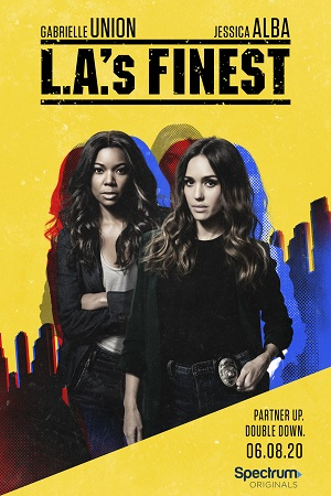 L.A.'s Finest Season 1 English Download 480p 720p All Episodes HDTV