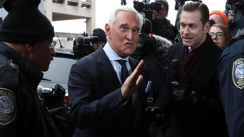 Jury selection to begin in trial of Trump adviser Roger Stone