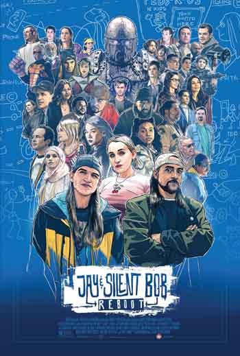Jay and Silent Bob Reboot 2019 480p 300MB BRRip Dual Audio