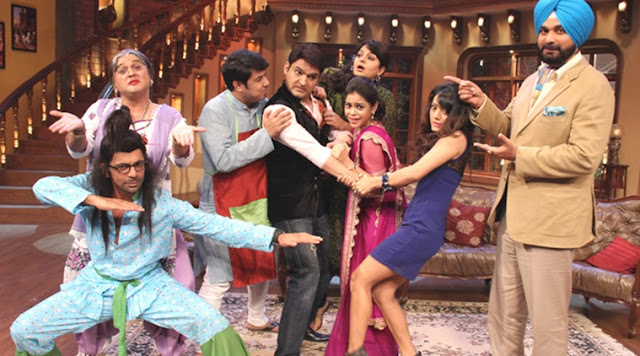How to get Kapil Show passes eaisly