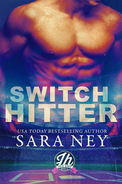 Switch hitter | Jock hard #0.5 | Sara Ney