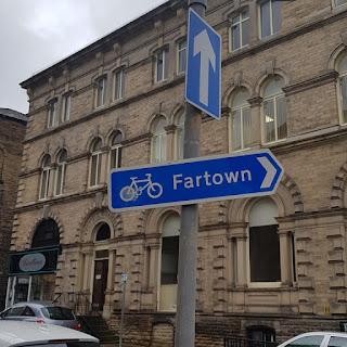 Fartown in Huddersfield