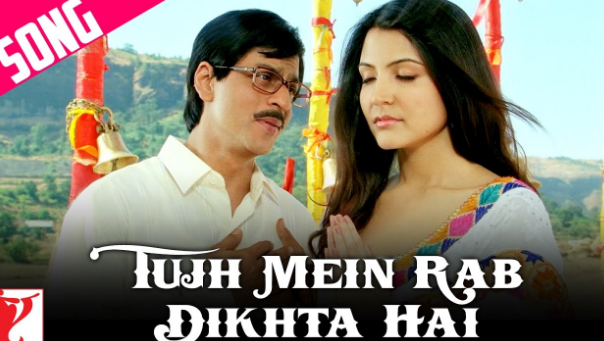 Download Lagu Tujh Mein Rab Dikhta Hai Mp3 Ost Rab Ne Bana Di Jodi ,Shah Rukh Khan, Anuska Sharma, Lagu India Mp3, Soundtrack Film, Lagu Ost, Bollywood Songs,