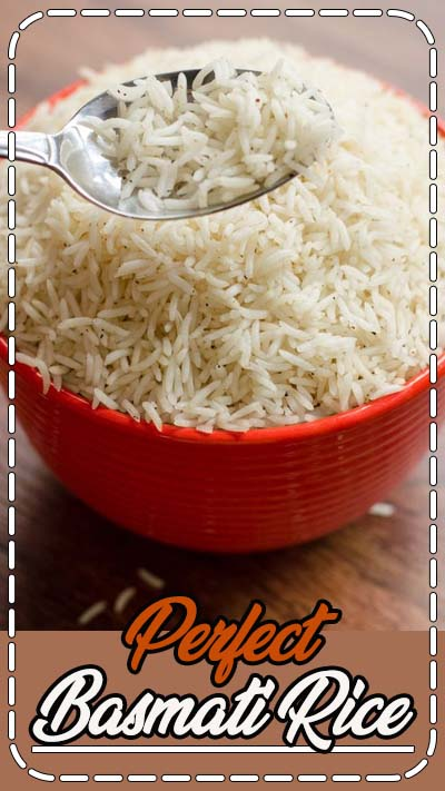 This recipe shows you how to make perfect rice every time using basmati, jasmine, enriched long grain, or brown rice. There's a simple trick to it!