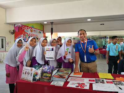 Kemeriahan Karnival STEM Peringkat Negeri Kedah 2018