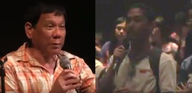 Stephen Silva asks Duterte UPLB