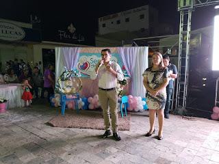 Prefeitura de Picuí encerra a VIII Semana do Bebê com vários eventos