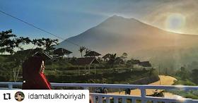Jelajah Nusantara : Bukit idaman gisting pesona yang mengagumkan