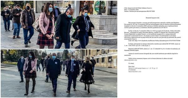 PPUSL Suceava a încălcat regulile de desfășurare a campaniei electorale. Am sesizat IPJ Suceava