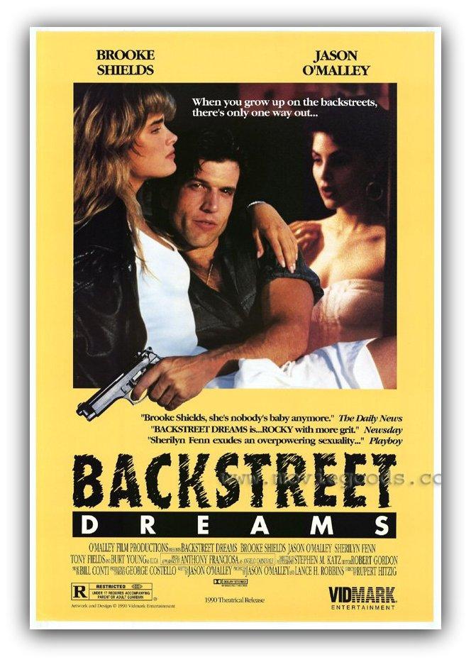 Poster do filme Sonhos de um Rebelde