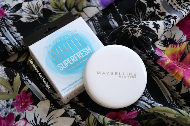 Maybelline White SuperFresh Compact in SHELL Review
