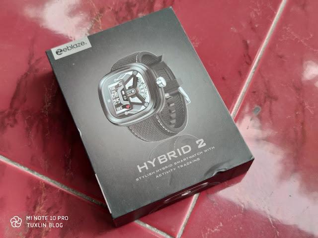 Review Zeblaze Hybrid 2: Smartwatch Keren dengan Desain Rotating Dial