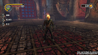 ULTIMATE GHOST RIDER MOD PARA ANDROID PPSSPP 2021