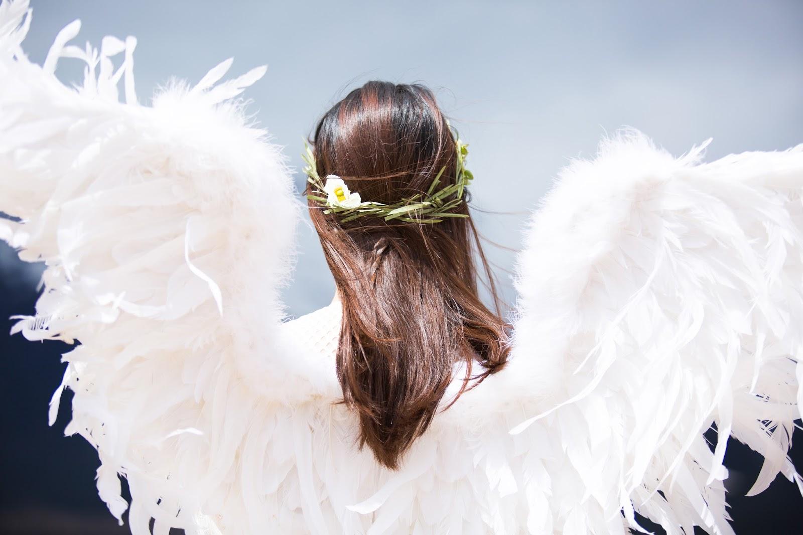 Anioł stróż w wystąpieniu publicznym