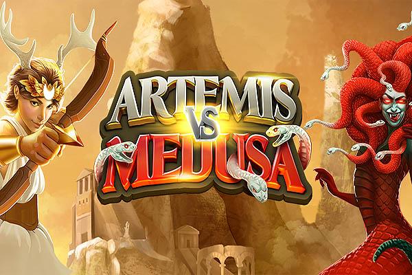 Main Gratis Slot Artemis Vs Medusa (Quickspin)