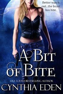 A Bit of Bite by Cynthia Eden