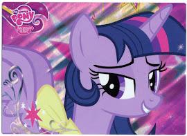 MLP Twilight Sparkle Series 2 Trading Card