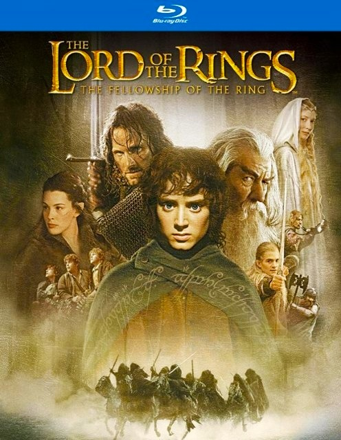 The Lord of the Rings 2001 EXTENDED Hindi Dual Audio BluRay 480p 720p 1080p ESubs