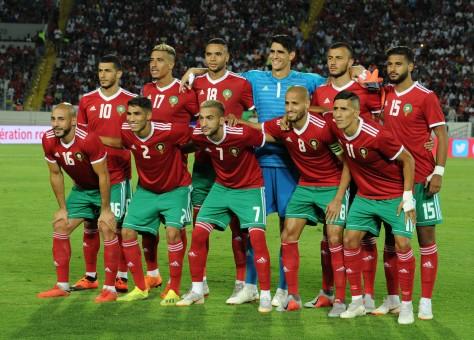 المنتخب المغربي يتراجع في تصنيف الاتحاد الدولي