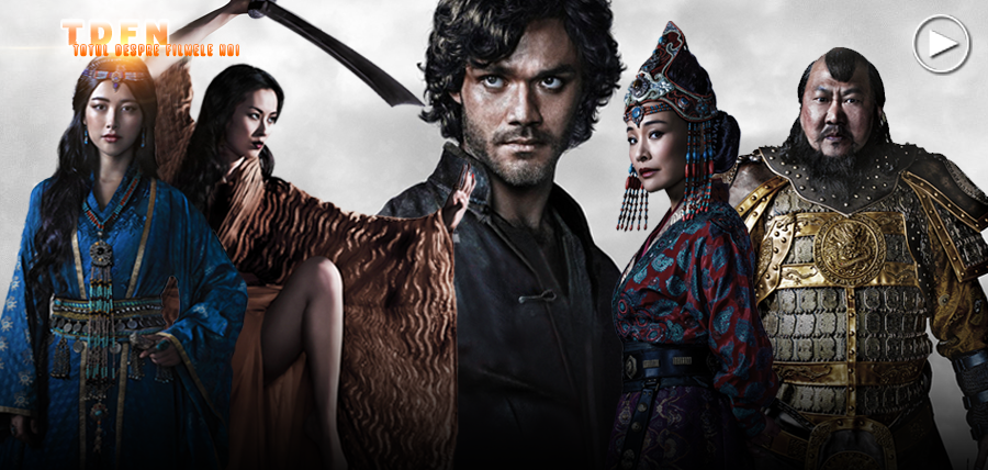 Primul Trailer Complet MARCO POLO: Noul Serial Epic Marca Netflix