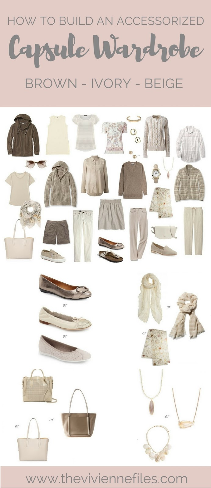 How To Build A Capsule Wardrobe Of Accessories 1 At A Time