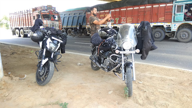 Spiti Valley Trip, Bike Trip to Spiti