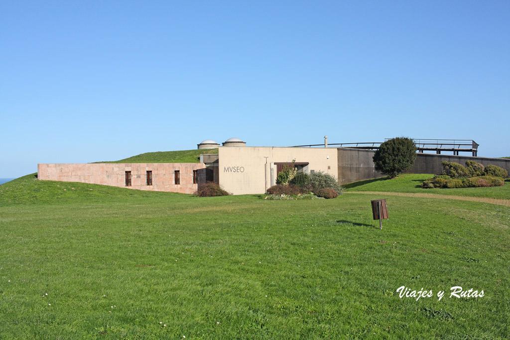 Museo del Parque arqueologico Campa Torres, Gijón