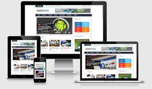 ThemeForest – MagNews v1.1 Responsive Blogger Template