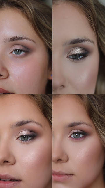 tutorial makeup glamour