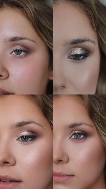 tutorial makeup glamour