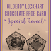 Gilderoy Lockhart Chocolate Frog Card Added To Wizarding World of Harry Potter