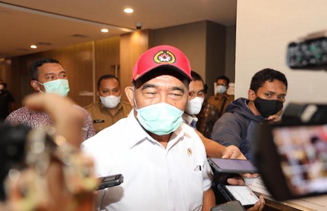 Muhadjir Effendy Minta Zona Hijau Papua Buka Sekolah Tatap Muka.lelemuku.com.jpg