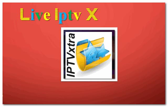 IPTVxtra Favourites live tv addon