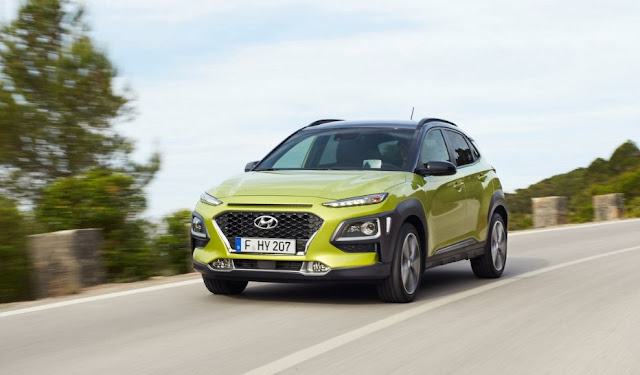 The Hyundai Kona electric will be in the Hall of Geneva, and promises almost 400 km of autonomy