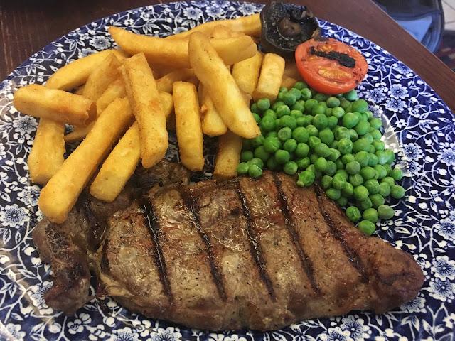 イギリス料理 ステーキ